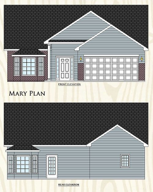Mary-elevations